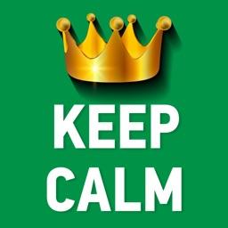 Keep Calm! App - Wallpapers