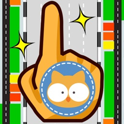 Finger Drive : Dodge Animal!