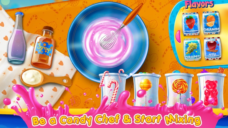 Candy Crazy Chef