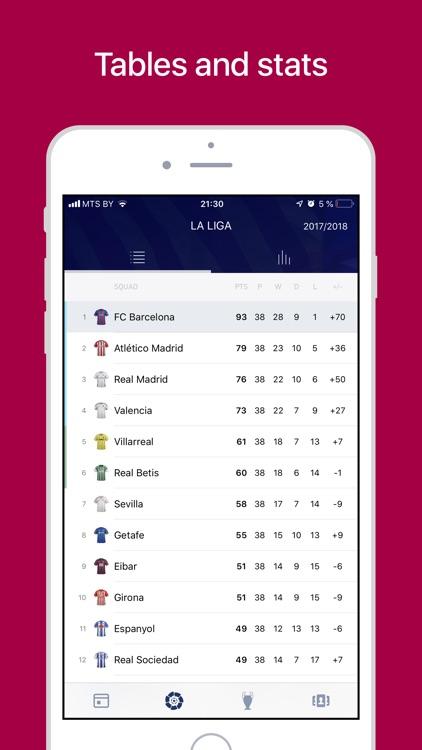 Barcelona Live: Goals & News screenshot-3