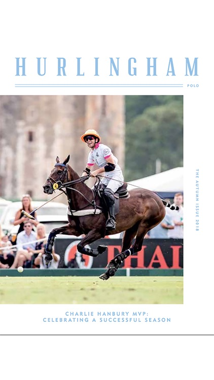 Hurlingham Polo magazine