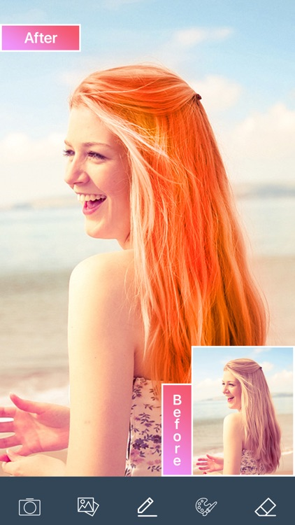 Hair Color Changer' screenshot-0