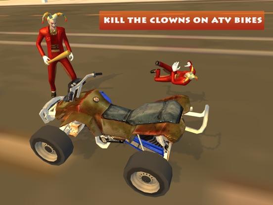 Clown Attacks Halloween Night screenshot 5