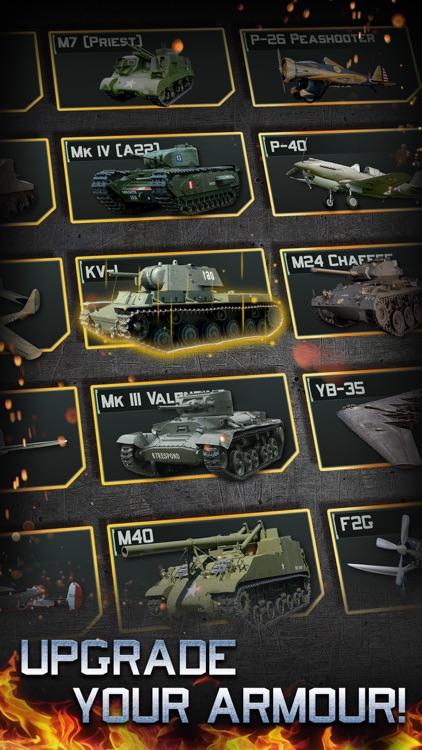 World War 2: Axis vs Allies screenshot-3
