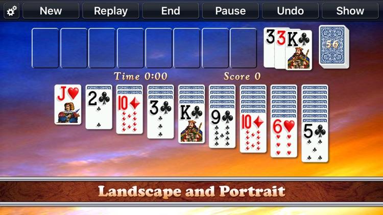 Solitaire City screenshot-3