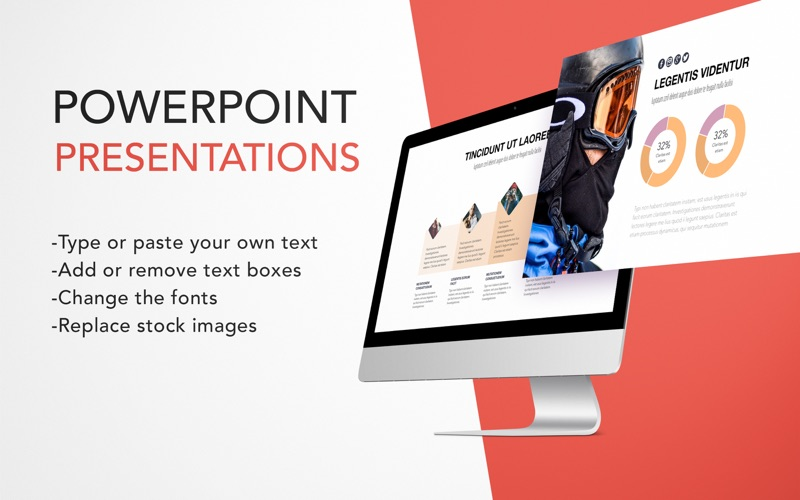 Themes for MS PowerPoint by GN Screenshots