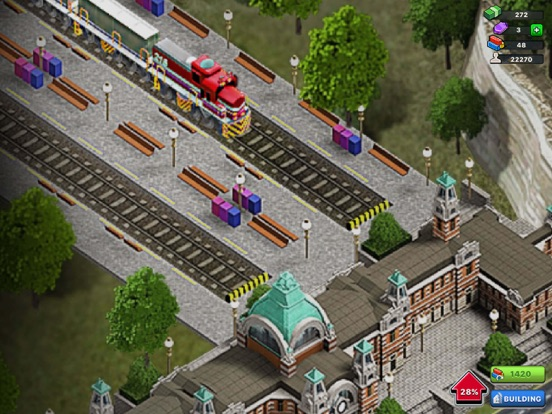 Train City Seoul ® screenshot 6