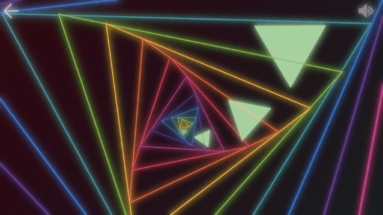 Trigono - dangerous triangles screenshot-0