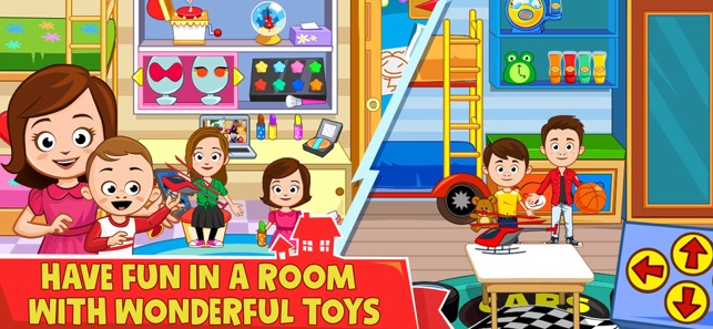 My Town : Home Doll House on the App Store