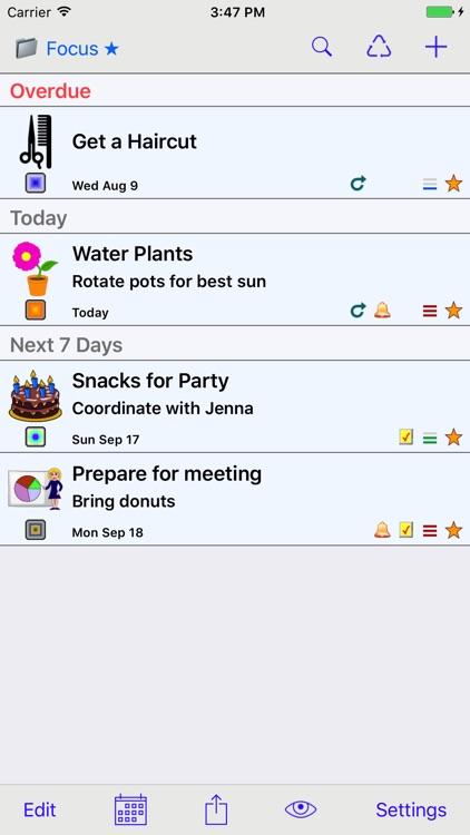 Errands To-Do List screenshot-3