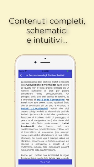 dritto hook up app per iPhone
