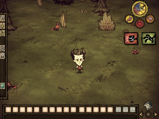 Screenshot #1 for Don't Starve: Pocket Edition