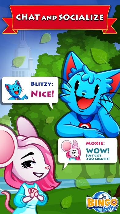 Bingo Blitz: ビンゴ ゲーム- ビンゴ スロットスクリーンショット6