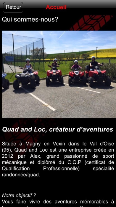 Quad and Loc screenshot four