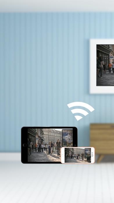 Screenshot #1 pour Air Play View Smart Samsung TV