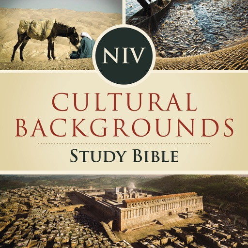 NIV Cultural Backgrounds Bible