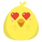 Cute Animal Stickers iMessage icon