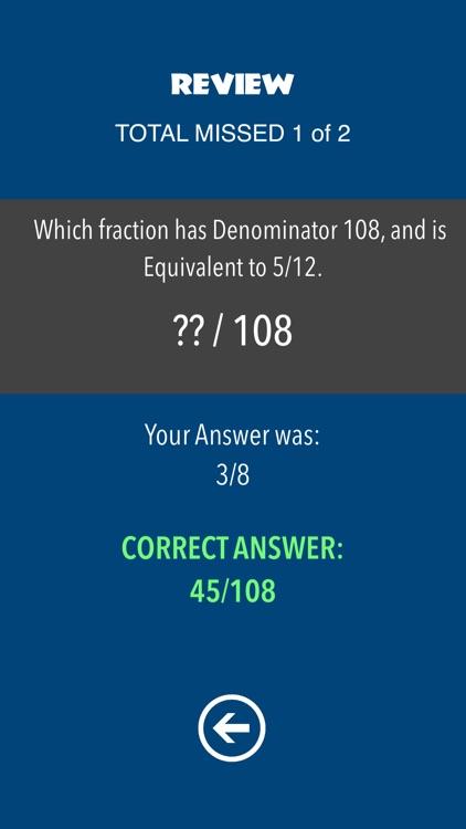 Practice Fraction puzzels screenshot-9