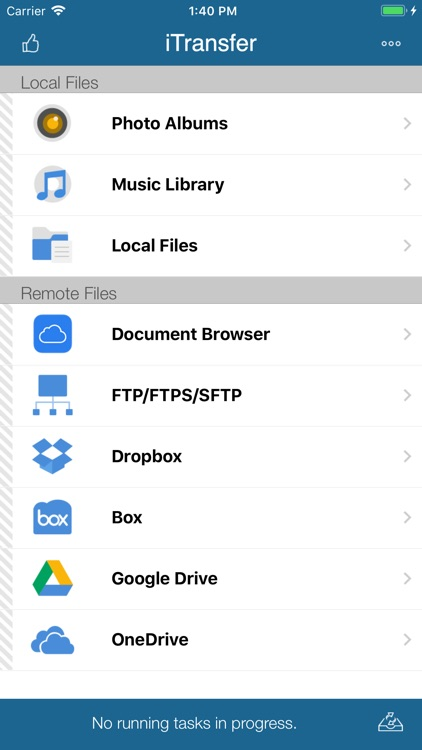 iTransfer Pro screenshot-0