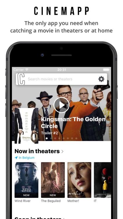 Cinemapp Movies