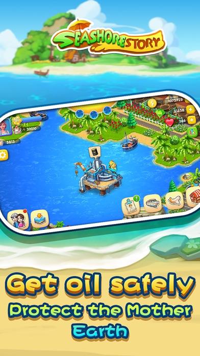 Seashore Story Screenshot