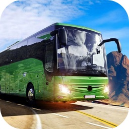 Uphill Offroad: Coach Bus