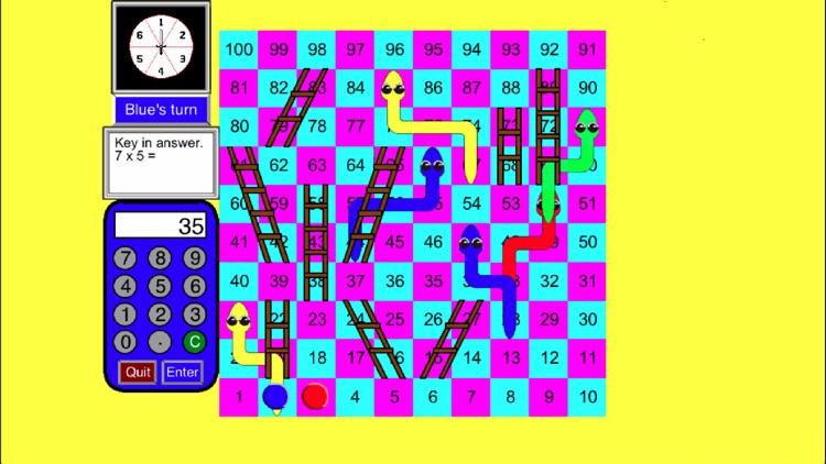 4th Grade Math - Math Galaxy screenshot-9