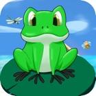 青蛙跳一跳旅行小游戏中文汉化版 icon