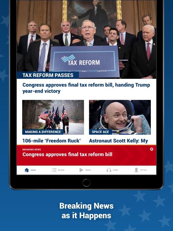 Screenshot #2 for Fox News: Live Breaking News