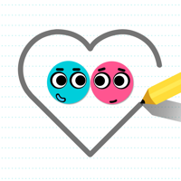 App Icon Love Balls