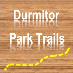 Durmitor Park Trails Hiker GPS
