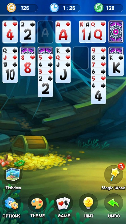 Solitaire∞ screenshot-6