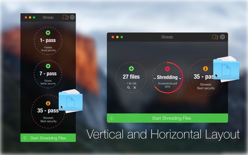 Shredo - shredder & cleaner Screenshots