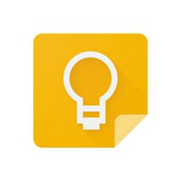 Ícone do app Google Keep