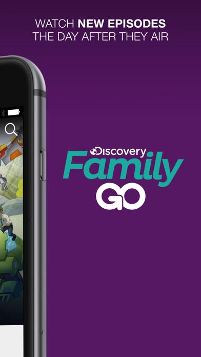 Discovery Family GO screenshot 3