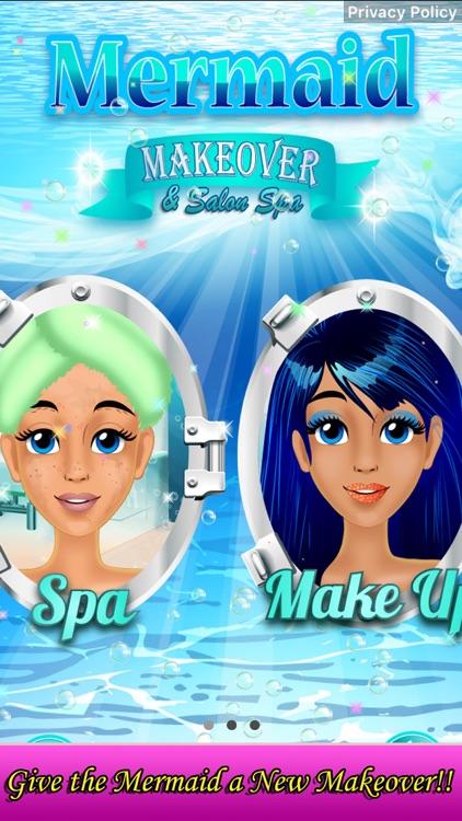 Mermaid Makeover & Salon Spa screenshot-5