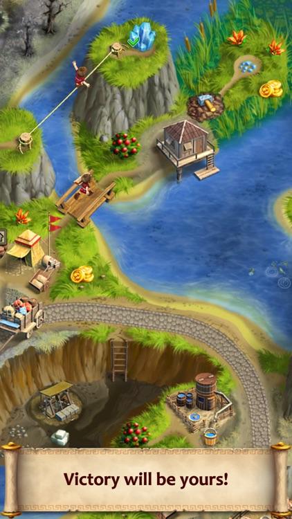 Roads of Rome: 3 screenshot-4