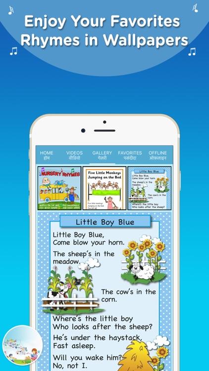 Nursery Rhymes & Poems screenshot-3