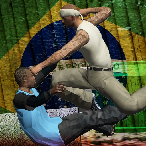 Capoeira Fighting 3D Shaolin