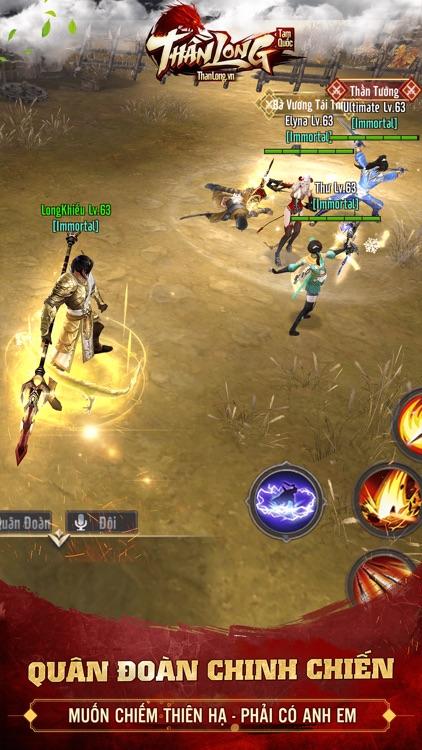 Thần Long Tam Quốc screenshot-7