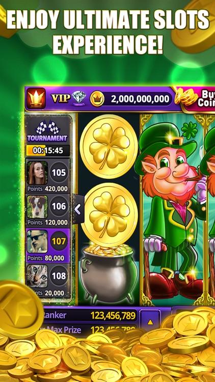 Animal Paradise Slots screenshot-4