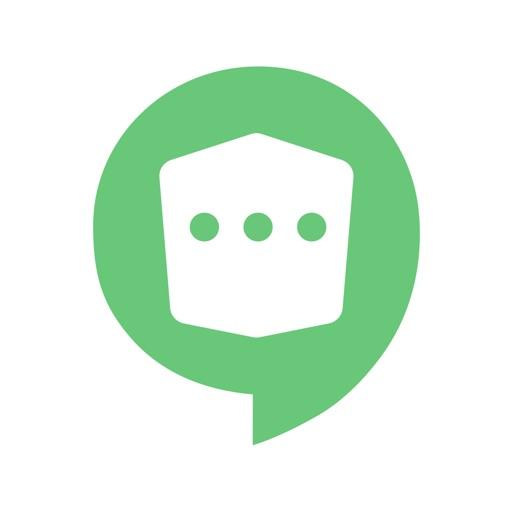 安司密信(AKeyChat)-保护个人隐私和企业安全通信! iOS App