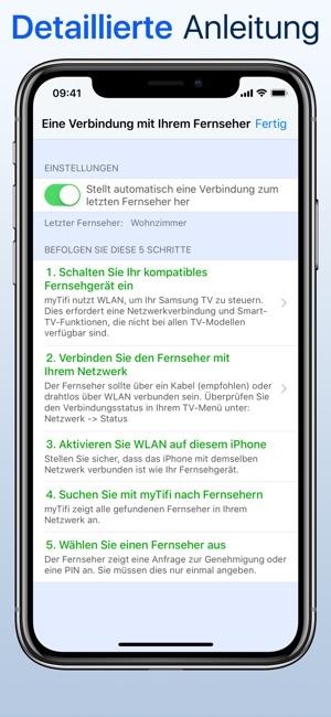 Mytifi Remote Für Samsung Tv Im App Store