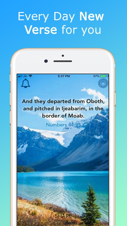 Daily Bible Verse Devotional ! screenshot-3