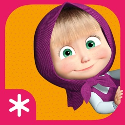 Masha and the Bear Puzzle Dash