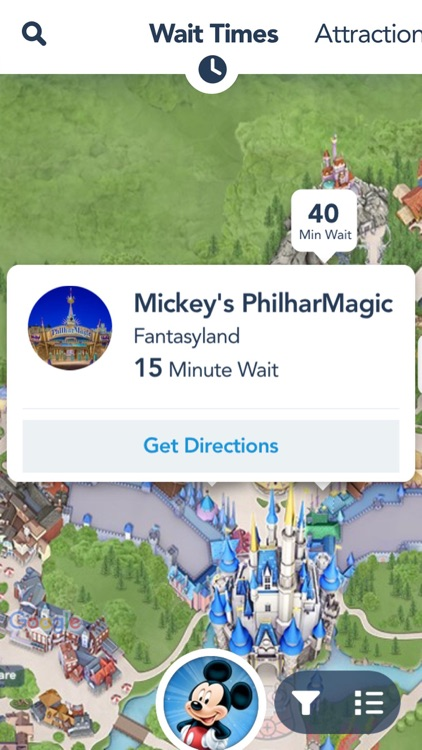 My Disney Experience screenshot-1