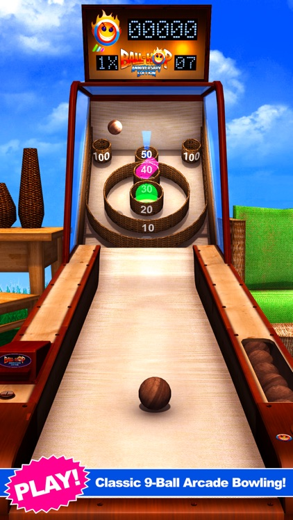 BALL-HOP Anniversary (Bowling) screenshot-0