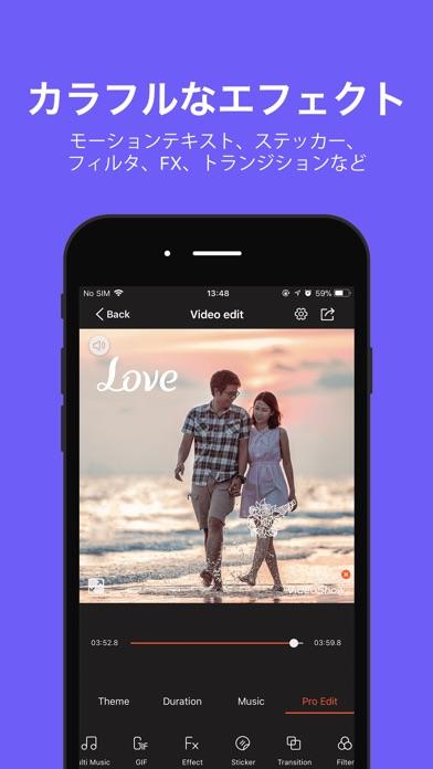 動画編集はVideoShow - ムービー作成アプリスクリーンショット5