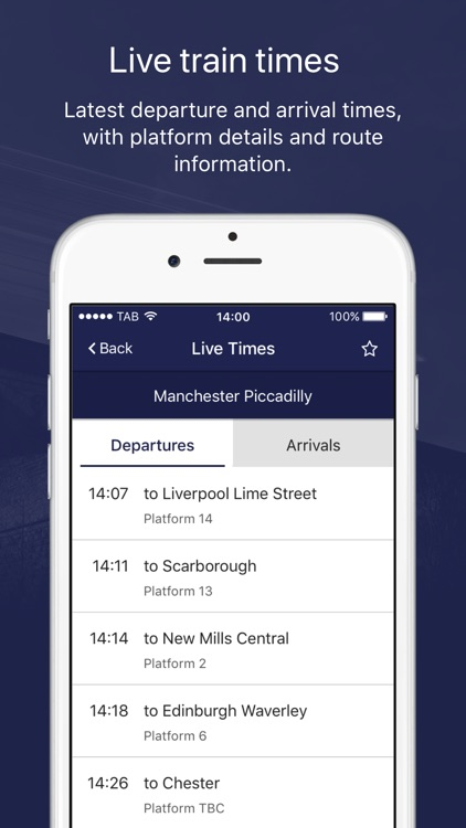 TransPennine Express screenshot-4
