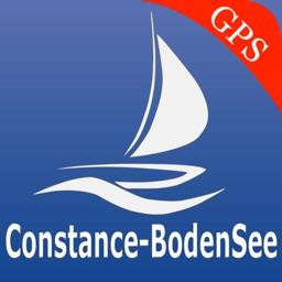 Lake Constance GPS Charts
